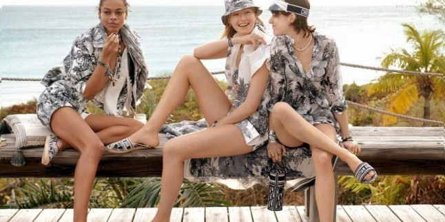 Dior ilk kez Bodrum'da mağaza açacak