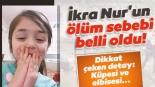 SON DAKİKA! İkranur Tirsi'nin ilk otopsi raporu açıklandı! Cansız bedeni bulunmuştu