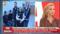 Müge Anlı'da şok gelişme Ferluga Karatuğ canlı yayında böyle tutuklandı!