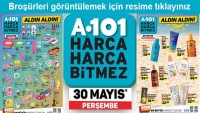 A-101 30 MAYIS PERŞAMBE ALDIN ALDIN FIRSATLARI