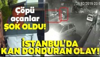 Son dakika haberi: İstanbul'da kan donduran olay! Çöp konteynerini açanlar dehşete kapıldı…