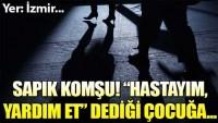 İzmir'de rezalet!