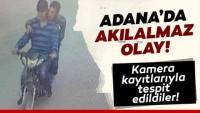 ADANA'DA AKILALMAZ OLAY !