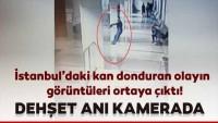 İstanbul'daki Türkiye'yi sarsan intiharın kan donduran görüntüleri ortaya çıktı… 7. kattan kendini böyle attı!