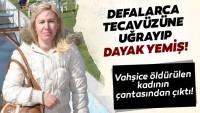 Öldürülen Ayşe Tuba Arslan'ın yeni bir şikayet dilekçesi ortaya çıktı  …