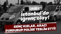 İstanbul'da iğrenç olay!