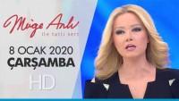 Müge Anlı ile Tatlı Sert 8 Ocak 2020 – Tek Parça HD izle