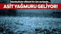 Son dakika: İstanbul'da hava kirliliği değerleri üst seviyeye çıktı