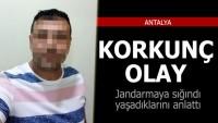 Birlikte yaşadığı kadını dövüp, cinsel saldırıda bulunduğu suçlamasıyla tutuklandı…