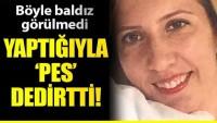 """İzmir'de yaşanan olay, """"Böyle abla düşman başına"""" dedirtti."""
