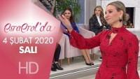 Esra Erol'da 4 Şubat Salı Tek Parça Reklamsız İzle