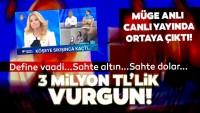 Son Dakika: Tüm Türkiye Müge Anlı programındaki bu olayı konuşuyor! Onlarca kişiyi dolandırdı 3 milyon TL'lik vurgun yaptı!