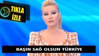 Başın sağ olsun Türkiye!
