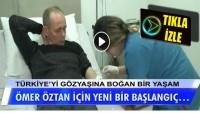 Ömer Öztan yeni hayatına başladı!