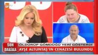 Ayşe Altuntaş'ı öldürdüğünü itiraf etti! Kan donduran cinayetin ayrıntıları Müge Anlı ile Tatlı Sert 19 Haziran Cuma!