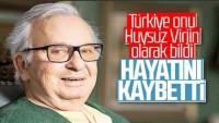 Seyfi Dursunoğlu hayatını kaybetti