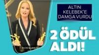 ATV'nin yıldızı Müge Anlı 2 ödül birden aldı!