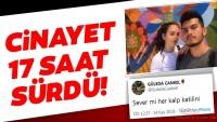Güleda Cankel cinayetinde karar açıklandı! Güleda'nın katili Zafer Pehlivan'a müebbet verildi…