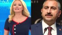 'Savcı, bir TV programcısı değildir' diyen Adalet Bakanı Gül'e Müge Anlı'dan yanıt …