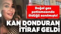 Fatma Mavi cinayetinde kan donduran itiraf!