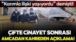 Konya'daki çifte cinayette flaş gelişme! Küçük Mete anne babasını hastanede sanıyor…