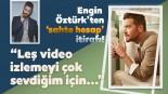 Yakışıklı oyuncu Engin Öztürk'ten sahte hesap itirafı!