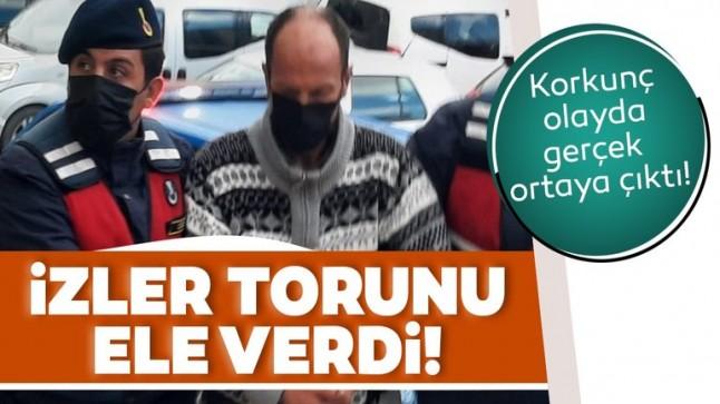 Yaşlı adamın ölümünde korkunç gerçek ortaya çıktı! Torunu tutuklandı…