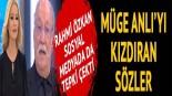 Rahmi Özkan ve Müge Anlı canlı yayında gerildi! Müge Anlı çok sinirlendi