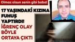 İstanbul'da mide bulandıran olay! Olmaz olsun senin gibi baba…