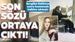 Hastanede intihar eden Derman Bakır'ın son sözü ortaya çıktı
