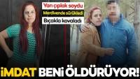 İzmir'de koca dehşeti! Dövdü, sürükledi, bıçakla kovaladı…