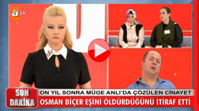 Güldane Biçer'i öldürdüğünü itiraf etti