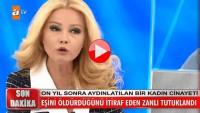 Osman Biçer eşini öldürmekten tutuklandı