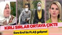 Esra Erol'un programından son dakika haberi: Gülbeyaz Can'ın aile sırrı ortaya çıktı!