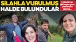 Trabzon'da genç çift ölü bulundu!