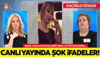 İstanbul Etiler'de İranlı Marjan, ortadan kayboldu! Müge Anlı canlı yayınında şok iddialar!