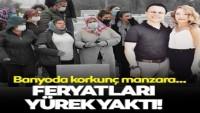 İzmir'de sır olay! Banyoda ölü bulunan çift toprağa verildi!