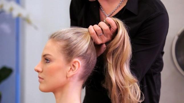 Saçınızı sıklıkla at kuyruğu şeklinde bağlamanın zararları