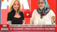 Tokat'ta kayboldu, İstanbul'da bulundu