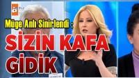 Müge Anlı sinirlendi: Sizin kafa gidik! Adana'da intihar dostluğu!