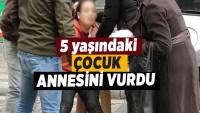 Balıkesir'de iş yerinde silahla oynayan 5 yaşındaki çocuk yanlışlıkla annesini vurdu.