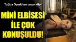 Tuğba Özerk'ten cesur klip! Mini elbisesiyle çok konuşuldu…