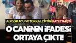 Eskişehir'de Ali Doruk'u ve Tokkal çiftini öldüren katilin ifadesi ortaya çıktı