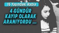 16 Yaşındaki genç kız 4 gündür kayıptı …