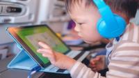Dijital bağımlılık bebeklikte yerleşiyor