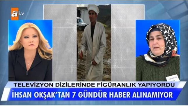 İhsan Okşak 7 gündür kayıp