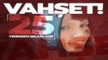 Samsun'da eşini 25 bıçak darbesiyle öldürdü…