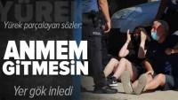Antalya'da yürek parçalayan olay: Baba, annem gitmesin…