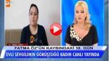 Fatma Öz'ün evli sevgilisinin görüştüğü kadın canlı yayında…