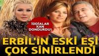 Mehmet Ali Erbil'in eski eşi Tuğba Coşkun'u sinirlendiren soru!
